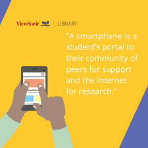 Technology in the Classroom - Smartphones