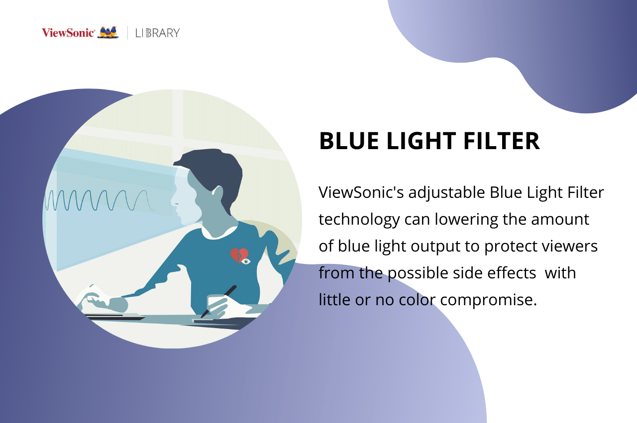 Computer Vision Syndrome - Blue LIght Filter