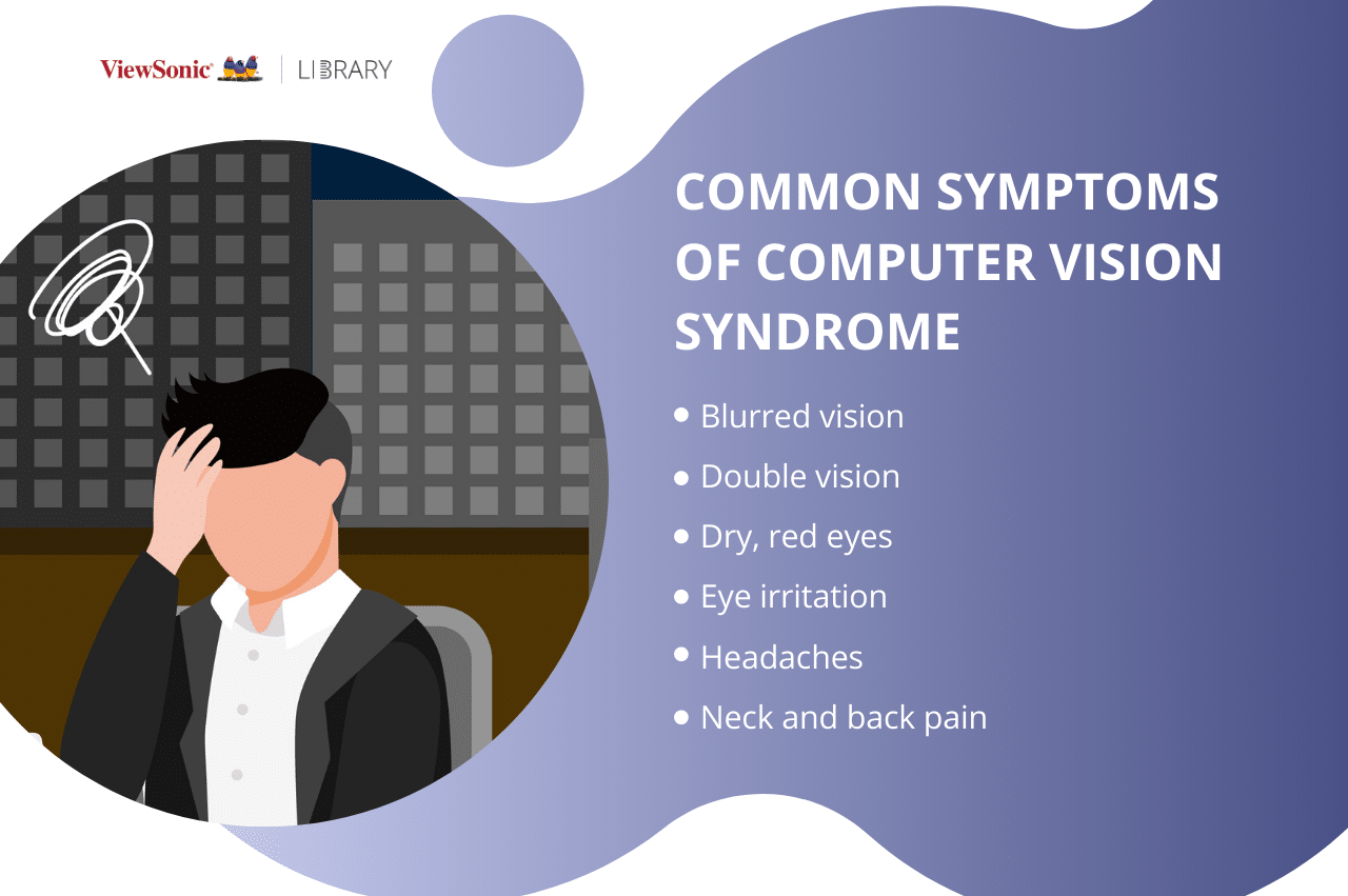 Computer Vision Syndrome Symptoms