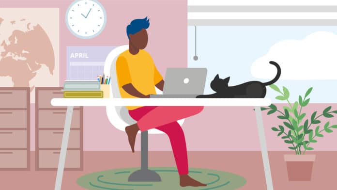 Work at Home - 7 Productivity Tips