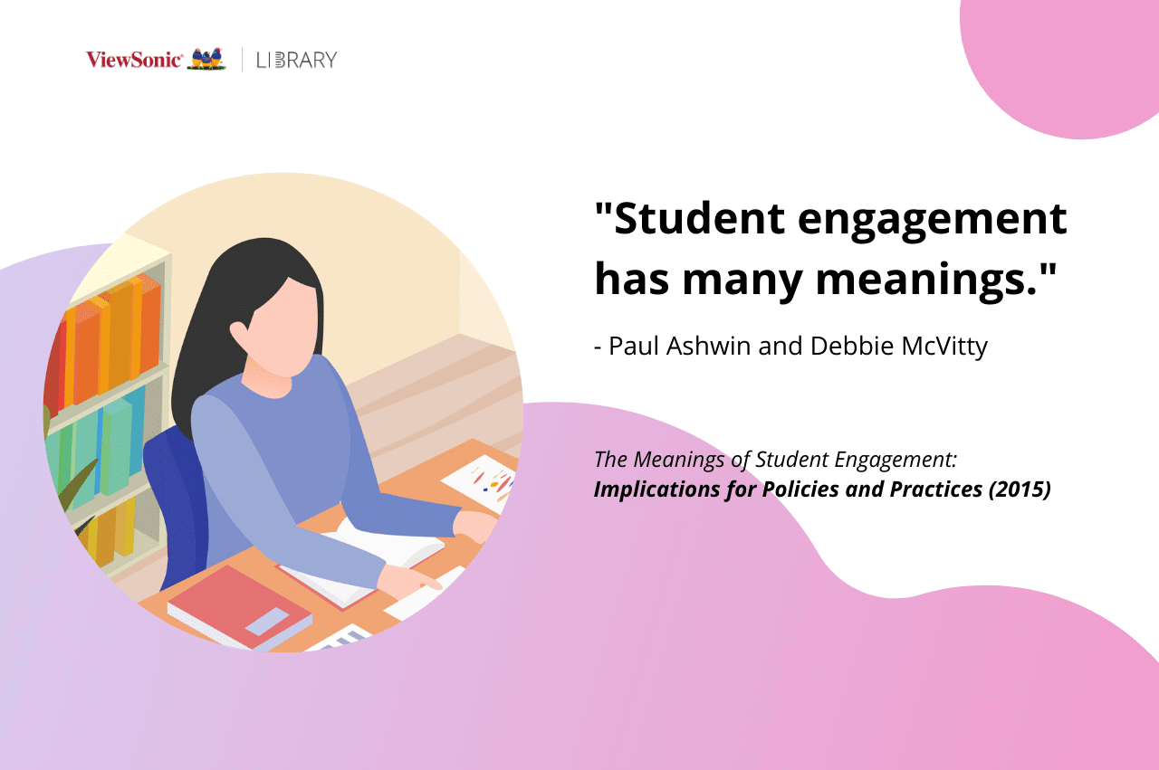 Definition of Student Engagement