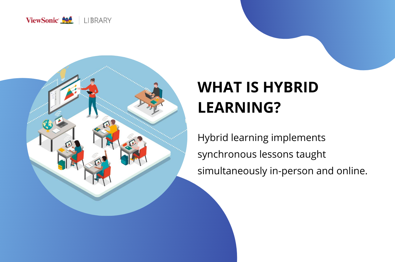 What Is Hybrid Learning? - Definition
