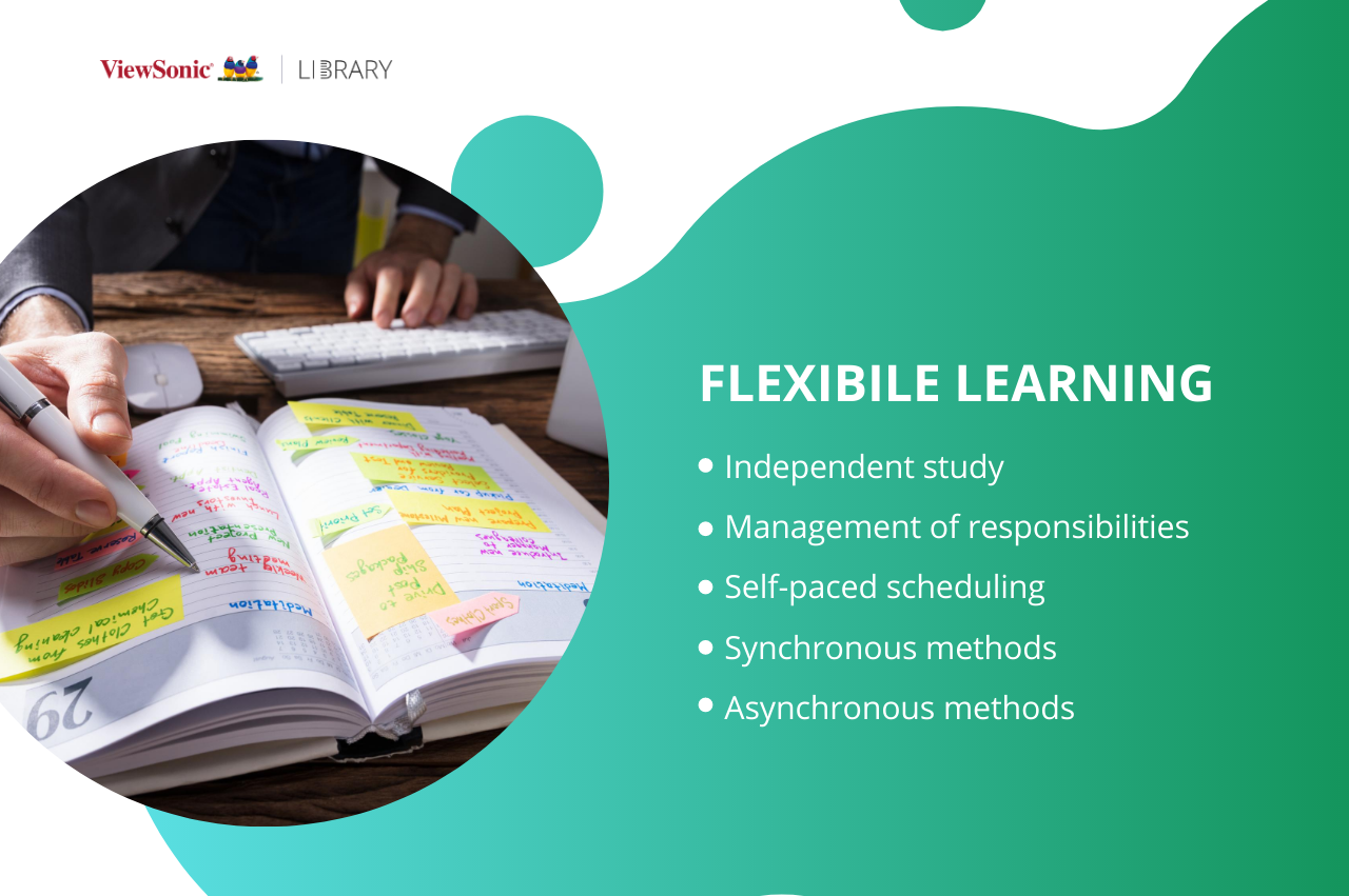 Benefits of distance education - flexible learning