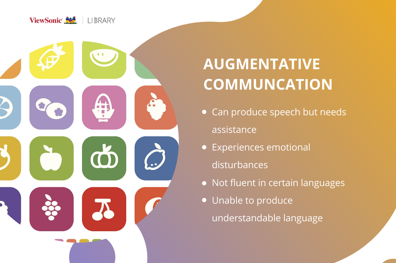 AAC - what is augmentative communication