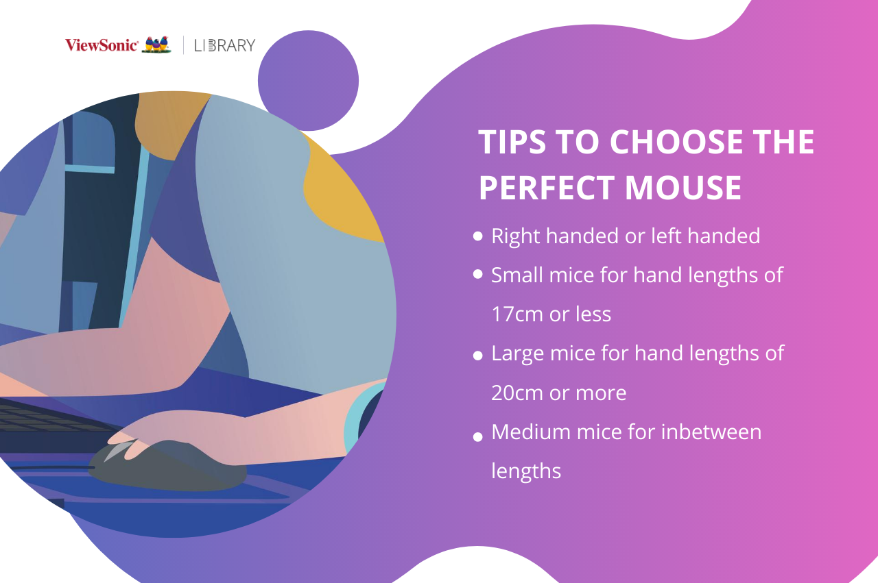 how to choose an esports mouse