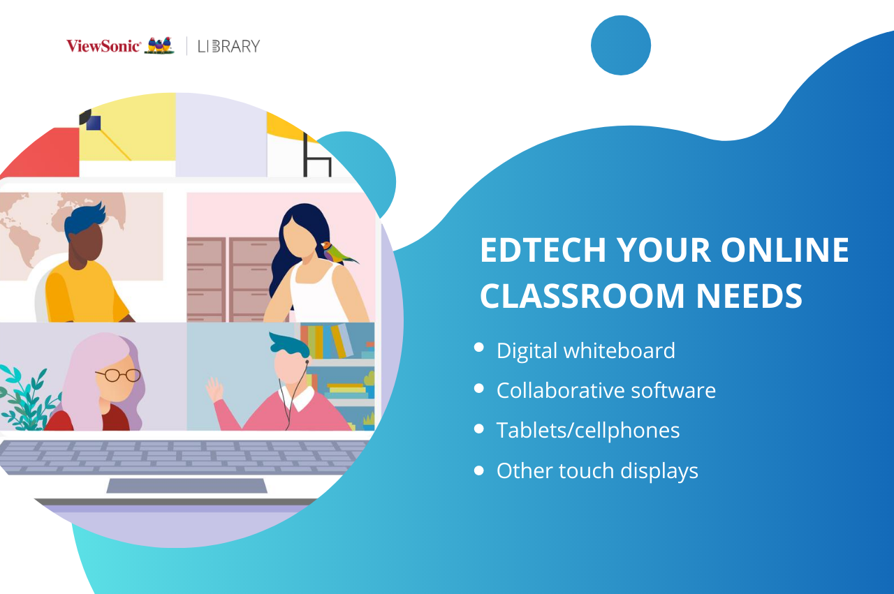 essential distance learning technology - edtech