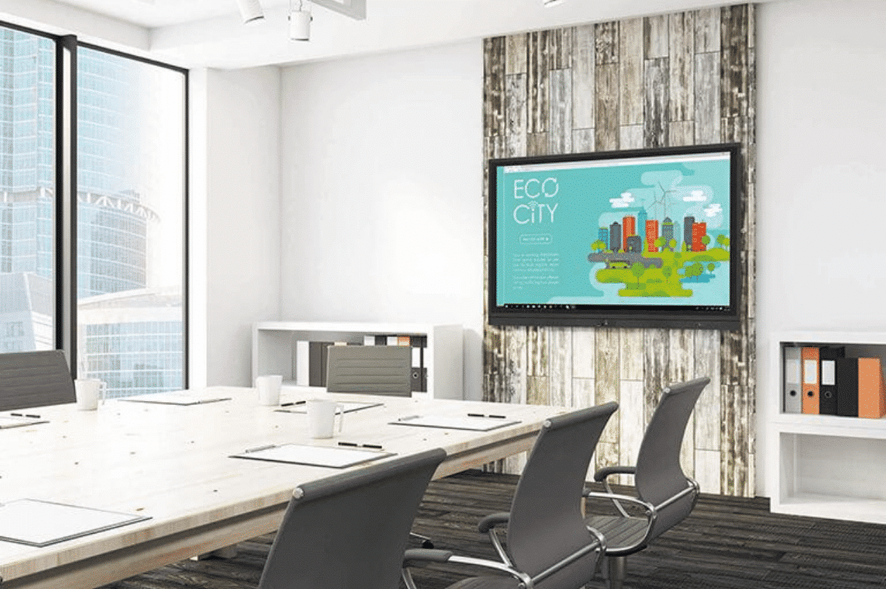 How to Choose a Presentation Display for Your Meeting Space - Meeting Space