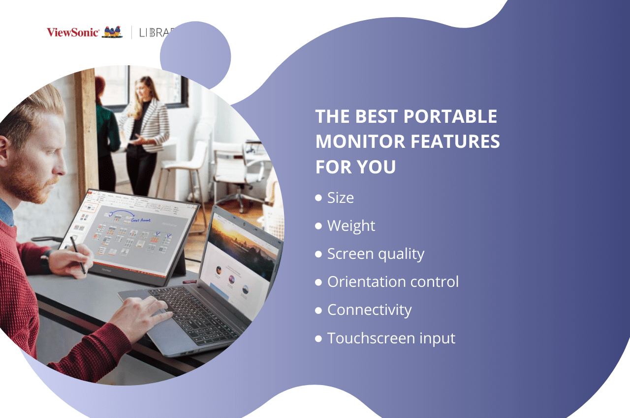 The Best Portable Monitor Features for You