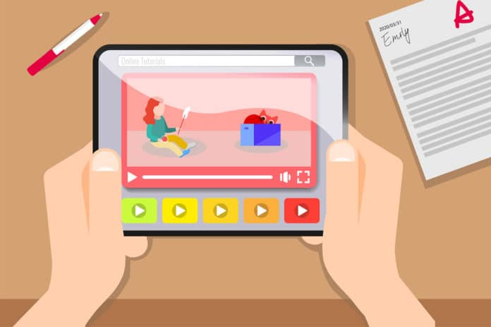 Video Modelling- Video-Assisted Learning for Students
