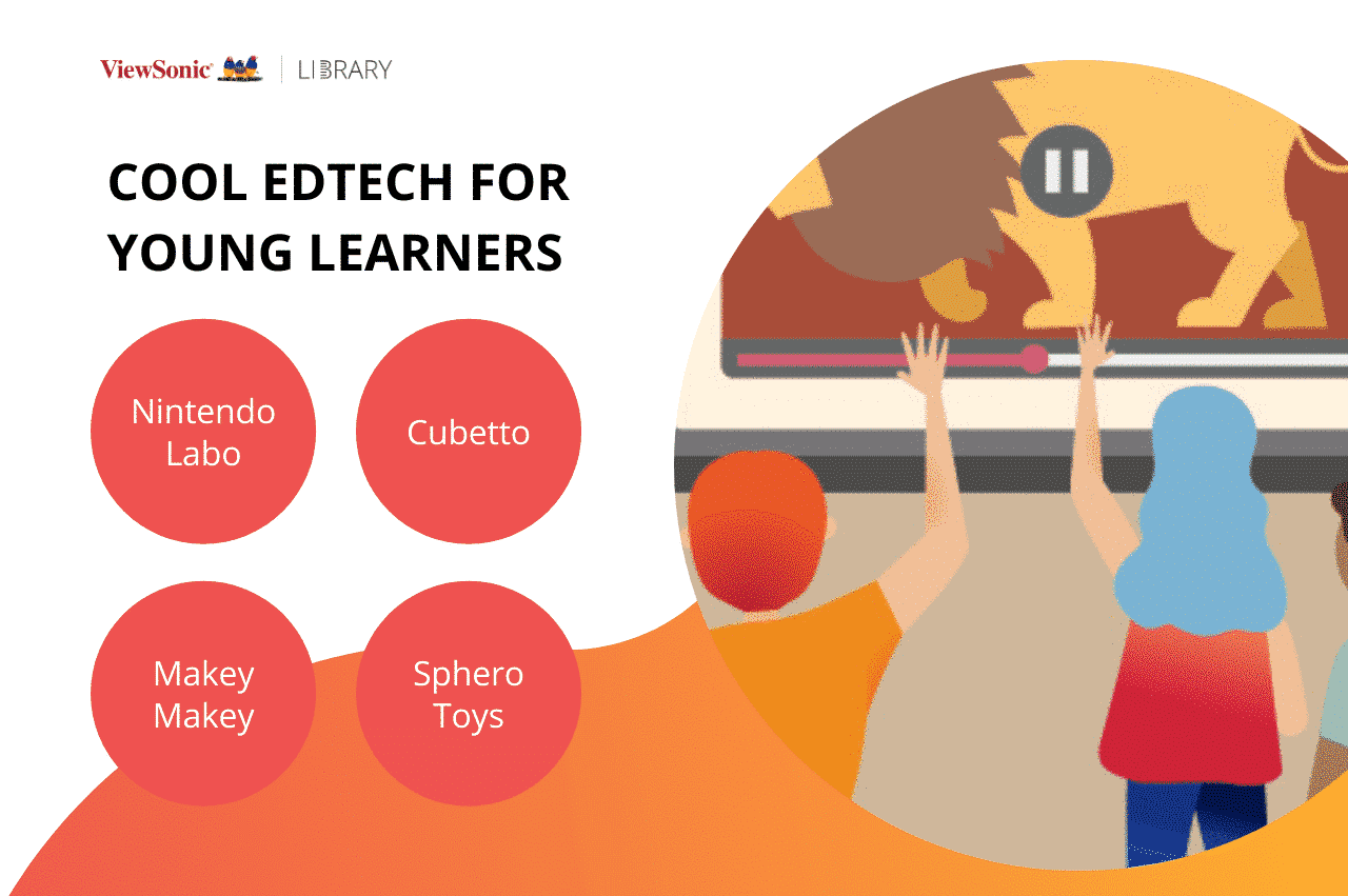LB0191 - Cool edtech for young learners