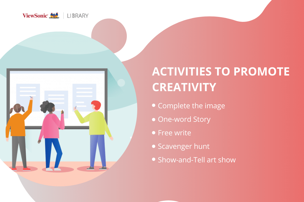 LB0193 - Activities for creativity