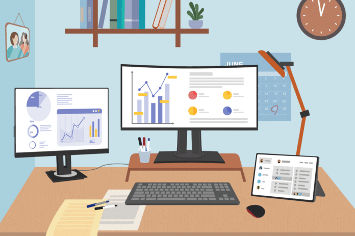 The Best Home Office Monitors: An Ultimate Guide