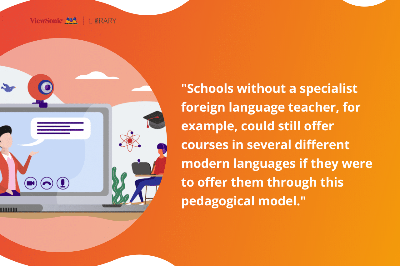 What is the Online Lab School Model of Blended Learning?