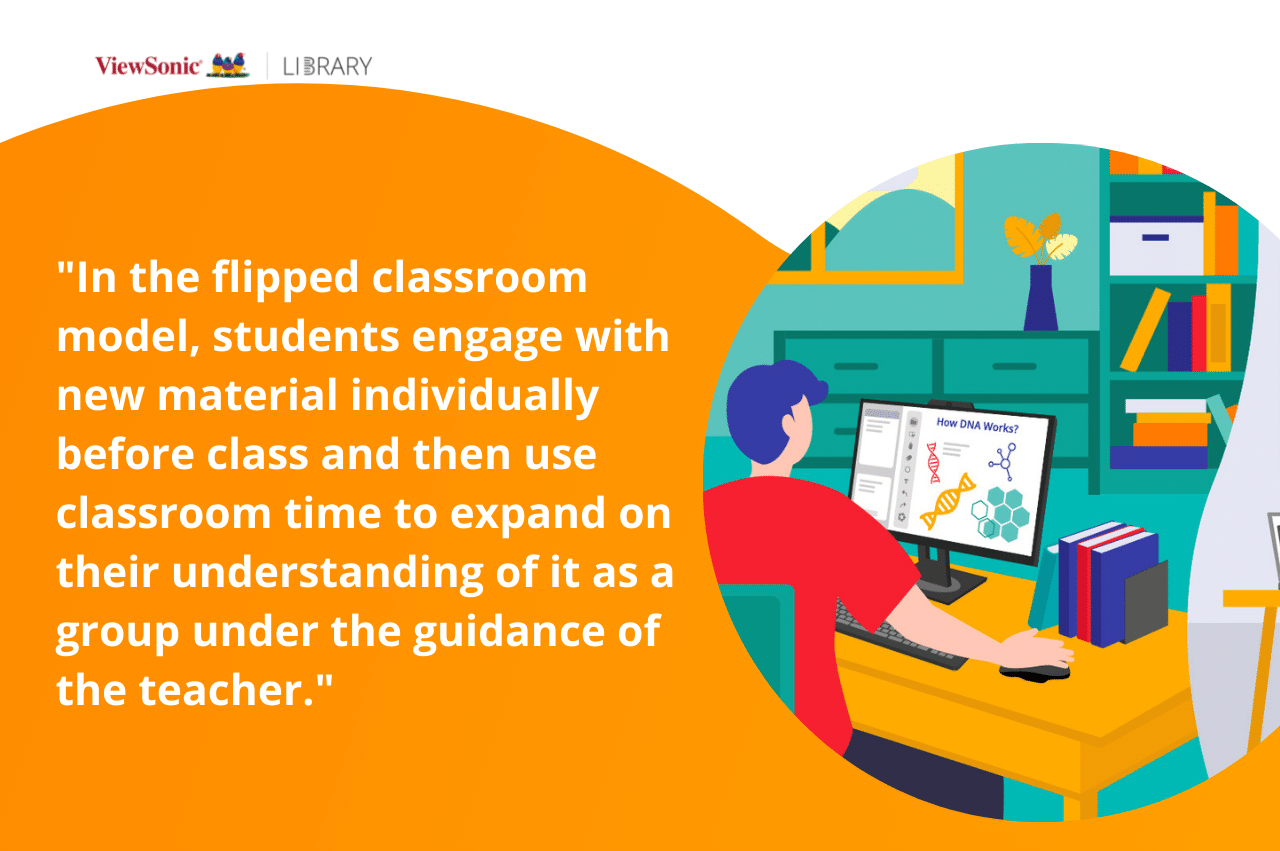 A Definition of the Flipped Classroom Model