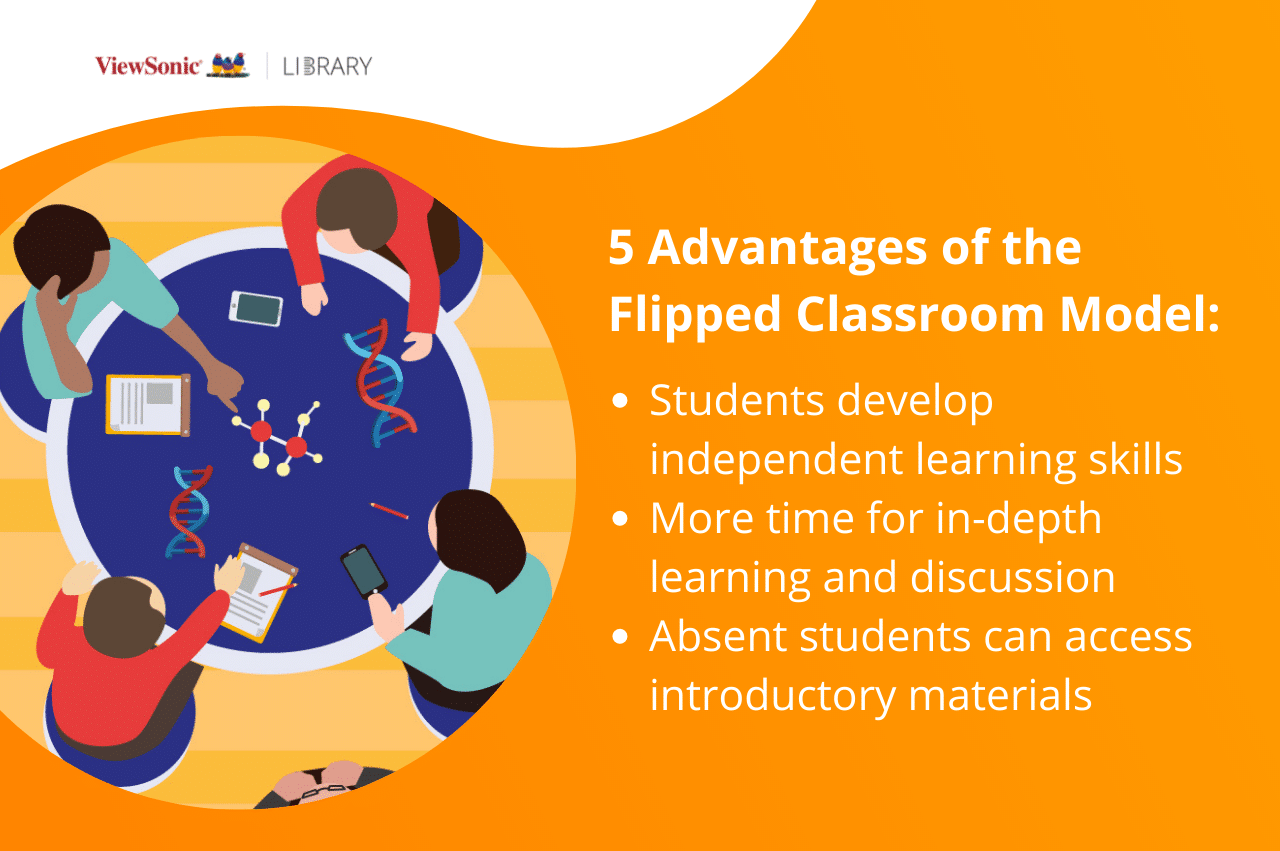 Benefits of the Flipped Classroom Model for Students