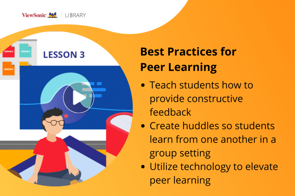 How to Build a More Engaged Classroom with Peer Learning