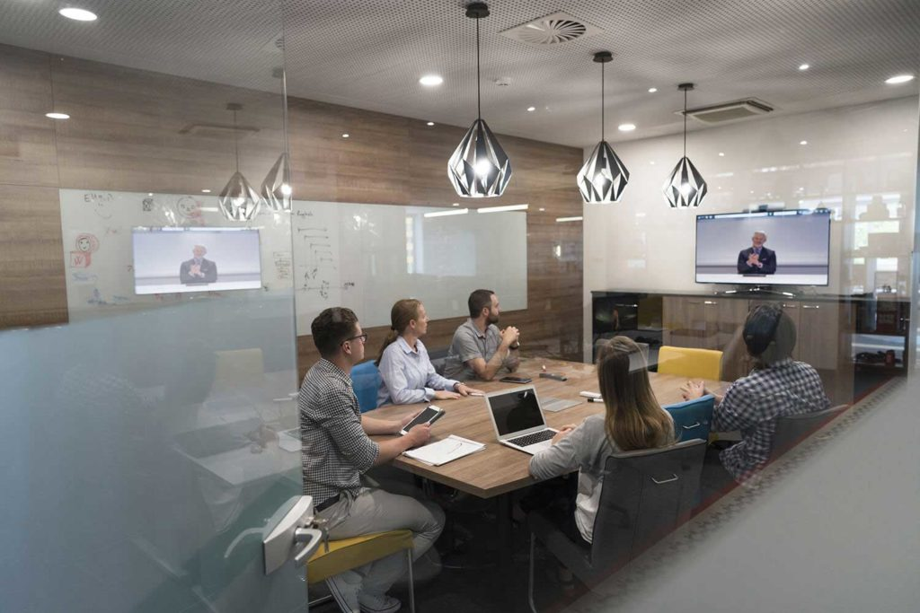 improved-productivity-through-video-conferencing