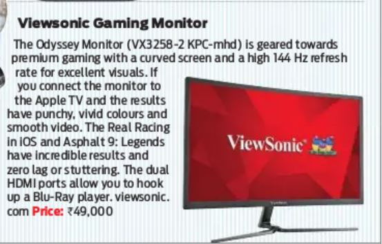 VX3258-2K-PC-MHD review by morning standard