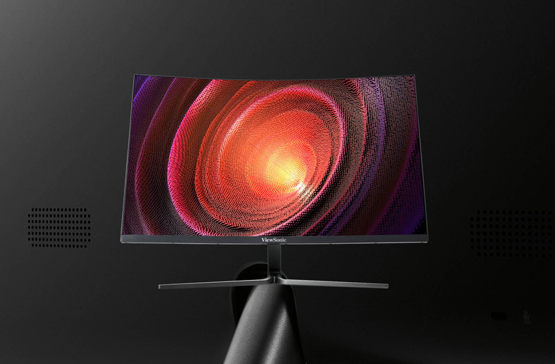 curved gaming monitor dubai