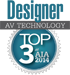 Top 3 at AIA: AV Technology Products (Pro8520HD)  2014