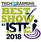 ISTE Best of Show - NMP660
