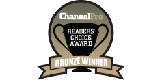 2015 Readers' Choice Awards<br>Best Digital Signage Vendor