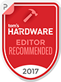 Tom's Hardware 2017 Editor Recommended - VP2771