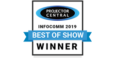 Best of InfoComm Awards - LS700-4K
