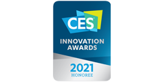 2021 Innovation Awards - ViewSonic TD1655