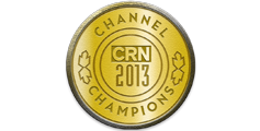 CRN's Channel Champions 2013
