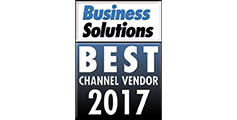Business Solutions - Best Channel Vendors 2017