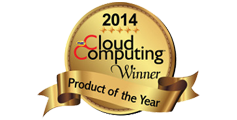 Cloud Computing Magazine Product of the Year<br>SD-A245 & SC-T47