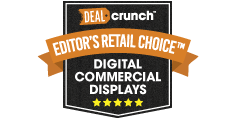ViewSonic: Nuestro Editor's Retail Choice Award™ para Pantalla comercial digital