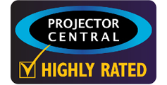 Highly Rated (PJD5555W) by Projector Central