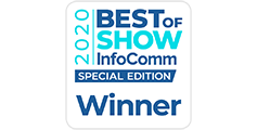 Best of Show InfoComm 2020 - LD163-181