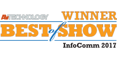 'Best of Show' Solutions at InfoComm 2017