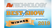AV Technology Best of Show - LS900WU