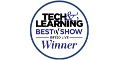 ISTE 2020 Best of Show - ViewSonic TD1655
