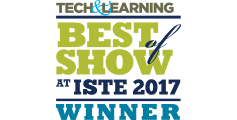 ISTE 2017 Best of Show Awards - IFP7550