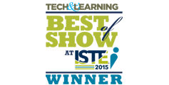 Sound & Video Contractor 2015 ISTE Best of Show <br>LightStream™ PJD6552LWS Projector