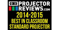 Projector Reviews Best In Class Standard Projector<br>PJD6544w