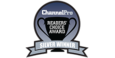 Best Digital Signage Vendor – Silver Winner