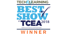 TCEA 2018 Best of Show Awards - IFP6550