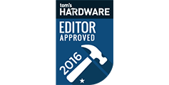 Tom's Hardware Editor Approved Award - XG2401
