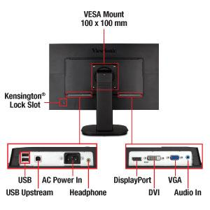 ViewSonic VG2439m-LED LED Monitor Drivers Download