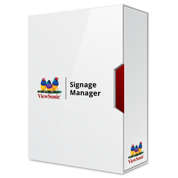 Viewsonic Signage Manager, Digital Signage Software