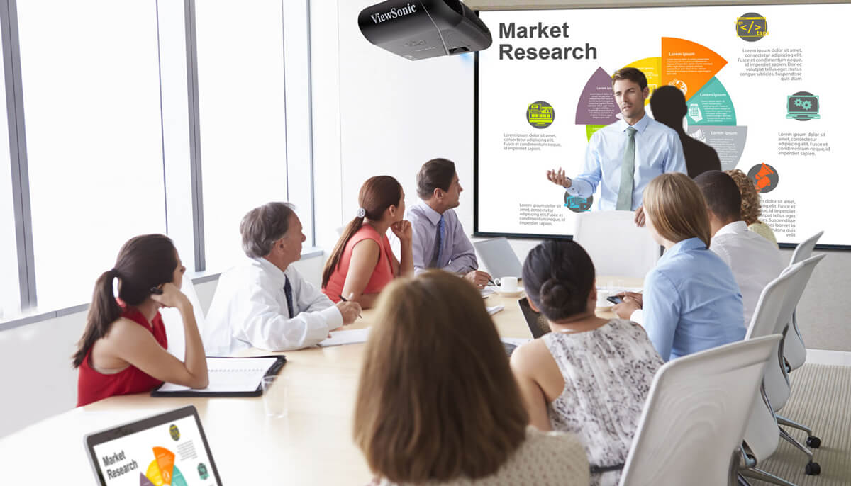 How to Choose the Right Business Projector