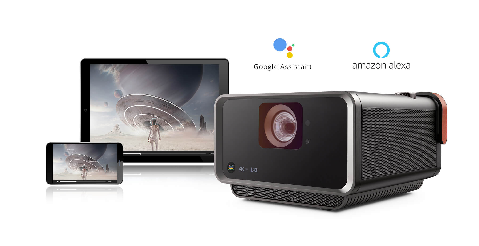 What Is A Smart Projector? (And Why You'll Want One)