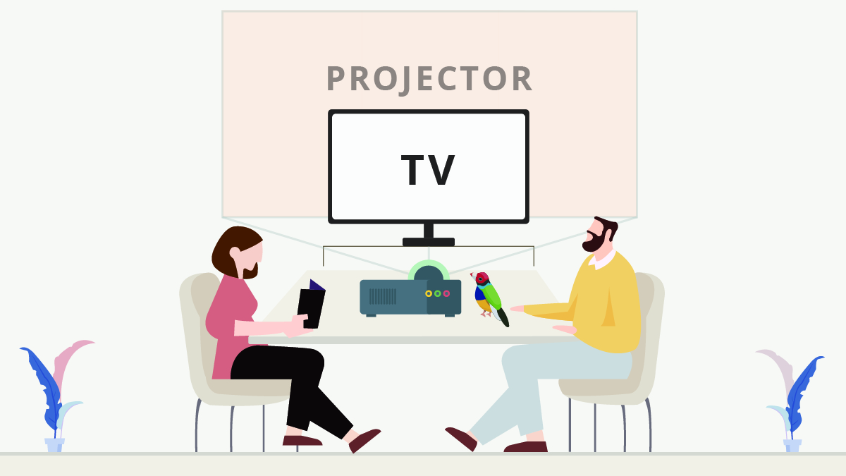 TVs & Projectors for Home Entertainment