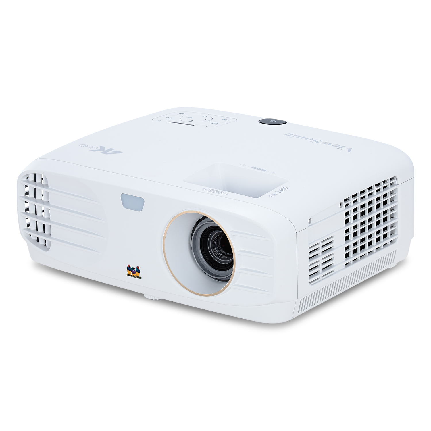 The $1500 4K DLP projectors are out at CES Viewsonic PX727-4K using 0.47 XPR DLP